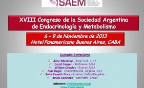 Congreso SAEM 2013